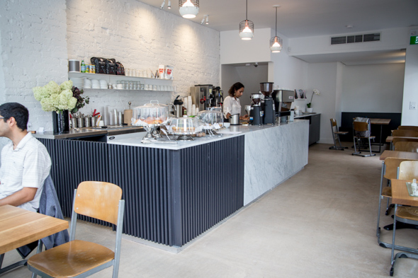 Contra Cafe: 1028 Shaw St