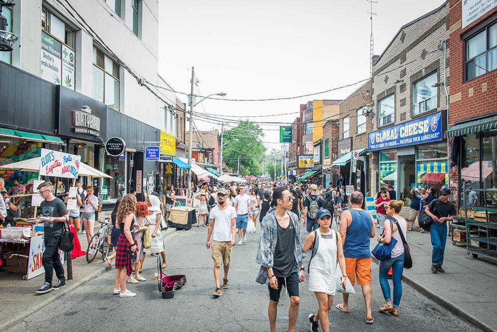 Kensington Market Area