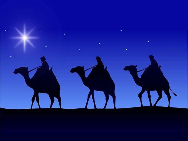 Feliz Día de Reyes a todos