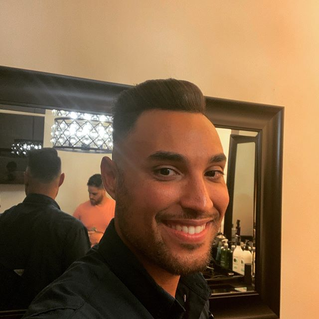 Fresh New Cut thanks to Lou's Hair Lounge #Freshcut #loushairlounge