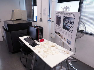All forms of 3D printers from Hobbyist to Industrial grade @ SUTD