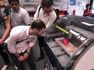 PCB Board Printer @ SUTD
