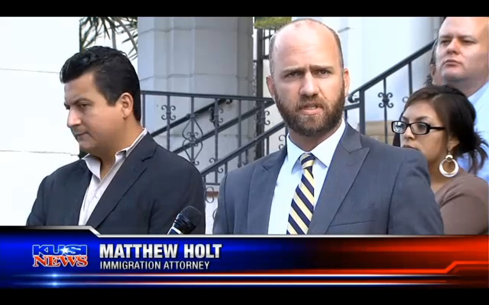 Matthew Holt on President Obama's immigration reform plan