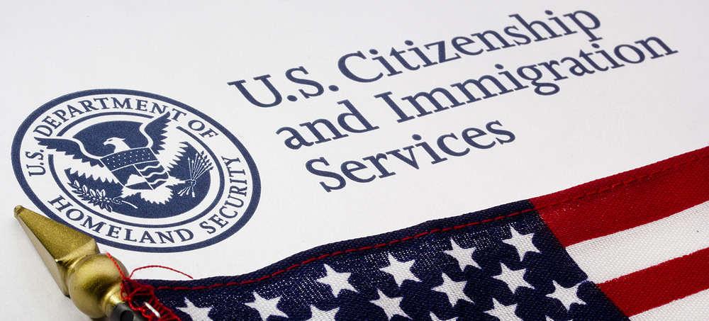 U.S. Citizenship and Immigration Services released a series of promotional materials today