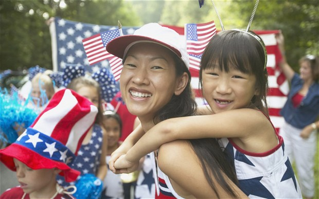 Asians are on pace to become the largest immigrant group in the the United States