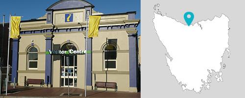 Devonport Visitor Centre, Devonport, Tasmania