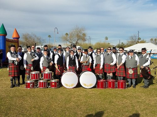 dunedin city pipe champions american bands band grade north of maxville dpb