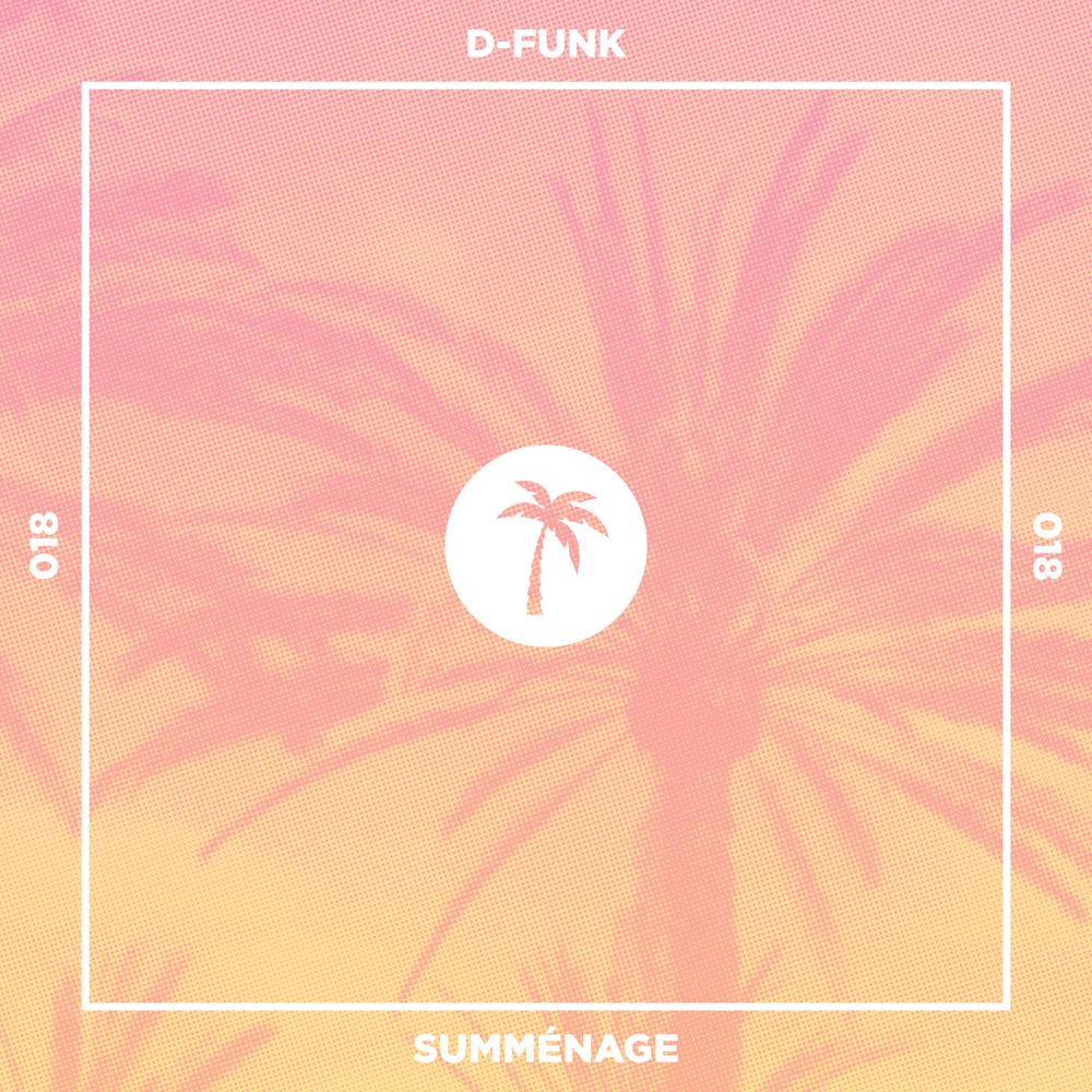 D-Funk album art