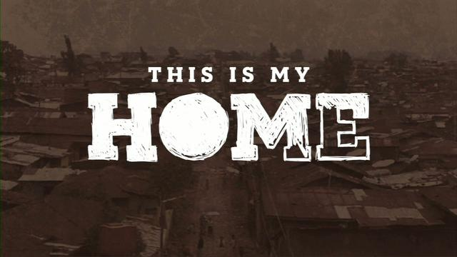 this is my home another voice