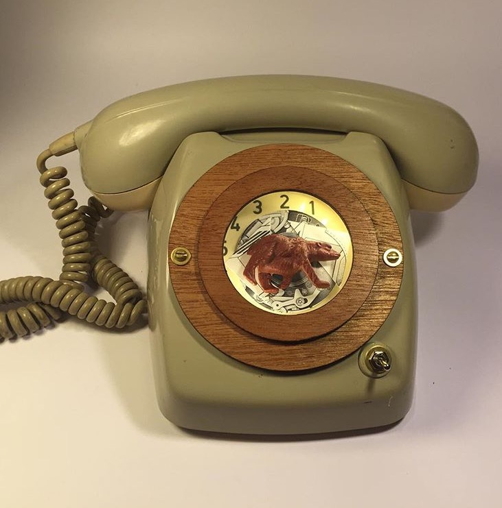 Bear Telephone