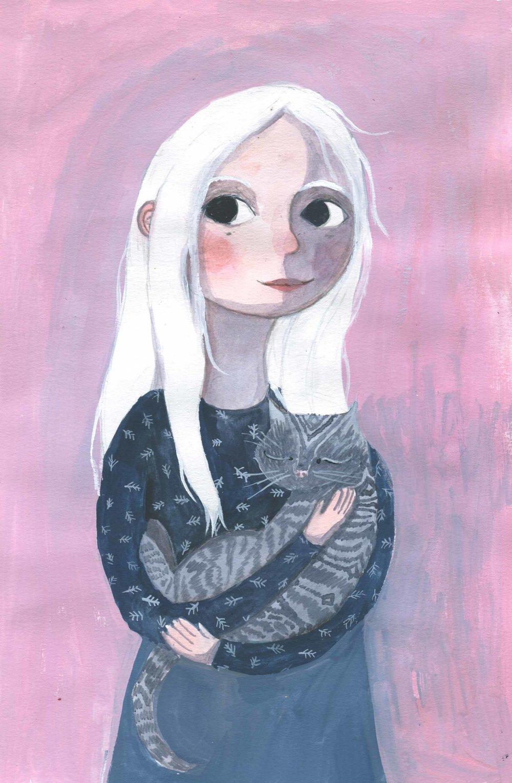 Cat Girl