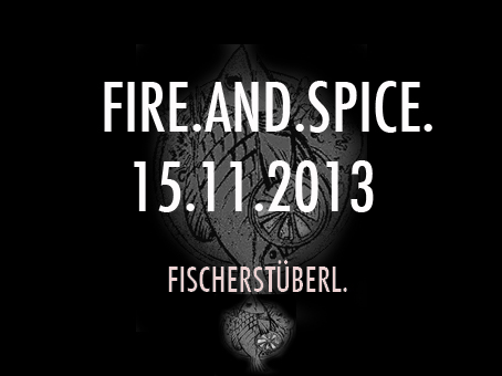 FISCHERSTÜBERL logo fische 2x FIRE AND SPICE