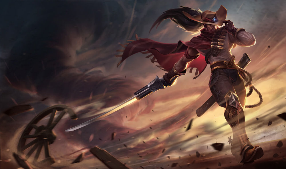 Though popular amongst many League of Legends casual players, Yasuo did not feature often on the international stage until this year's MSI.