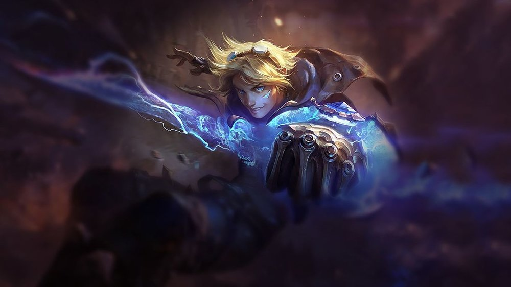 Though the lack of the sustain should be a sign of trouble for all ADCs, including Ezreal, his safe laning through the range of Mystic Shot and the self-peel of Arcane Shift enables him to get through most match ups.