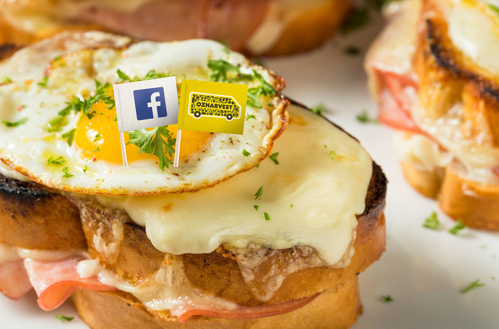 Transforming leftovers with OzHarvest and Facebook -