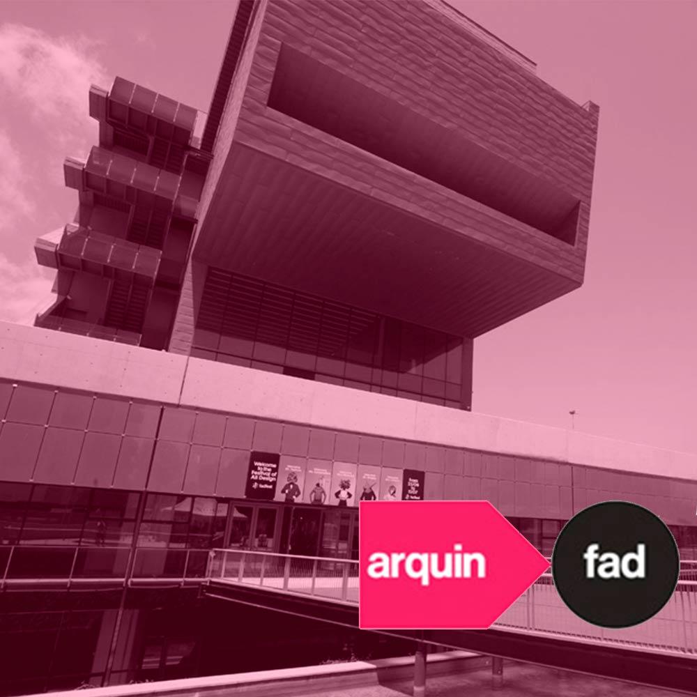 ARQUIN FAD |   workshop comunicación y arquitectura