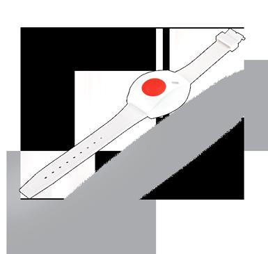 JA-187J: Draadloze polsknop
