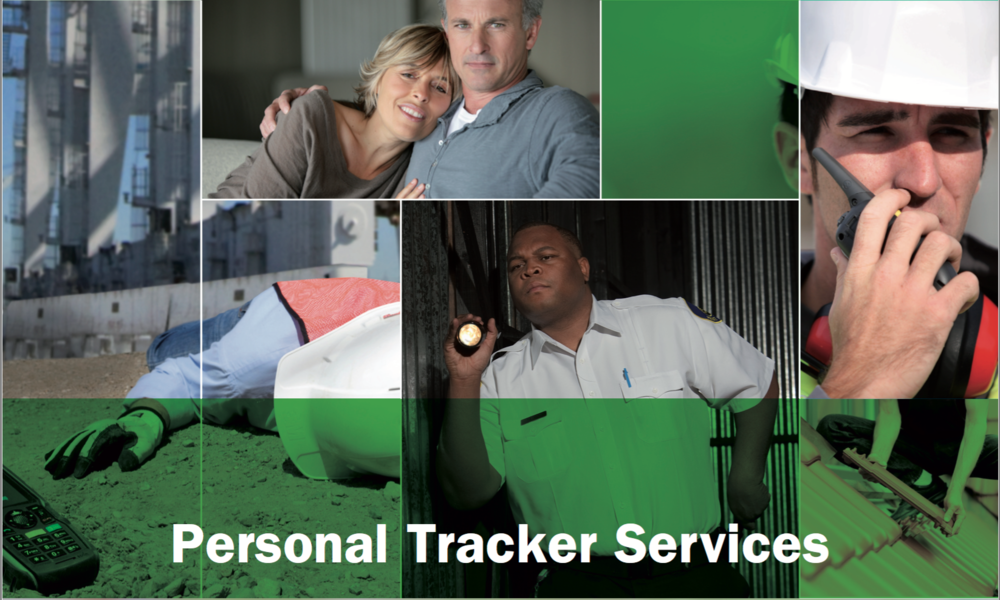 Personal Tracker Services