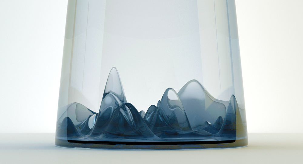 Misty Mountains Carafe by Kiba Design - Detail.jpg