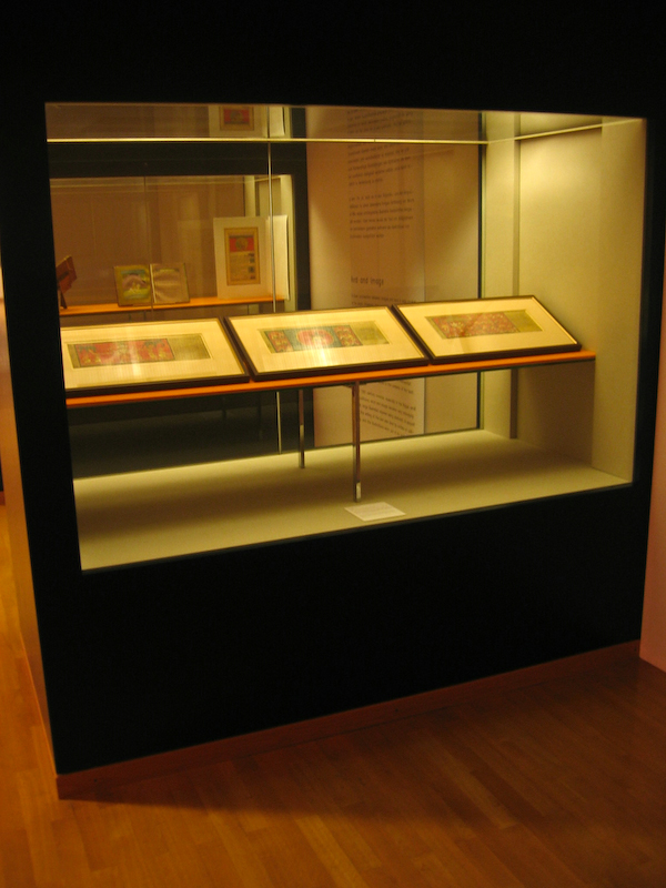 Exhibition of Indian Manuscripts in Frankfurt 2006 - by Kiba Design