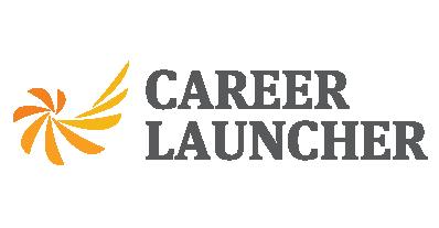Career Launcher logo - by Kiba Design
