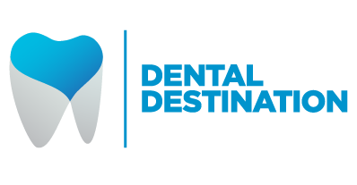 Dental Destination logo - by Kiba Design