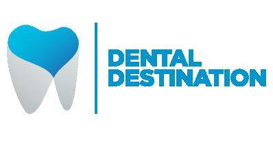 Dental Destination logo - by Kiba Design