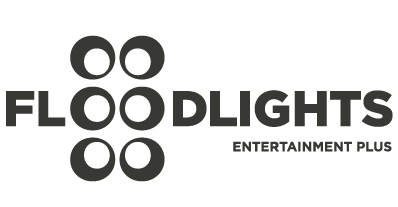 Floodlights logo - by Kiba Design