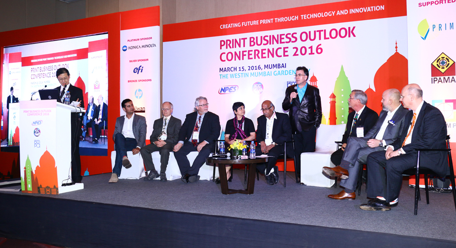 Abhimanyu Nohwar speaker at Print Business Outlook Conference 2016 - 05