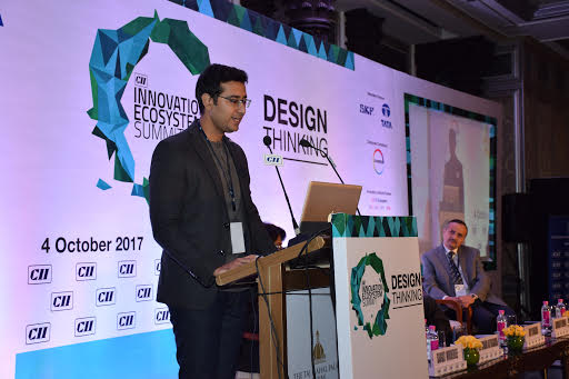 CII Innovation Ecosystem Summit 2017 speaker - Abhimanyu Nohwar - 2.jpg
