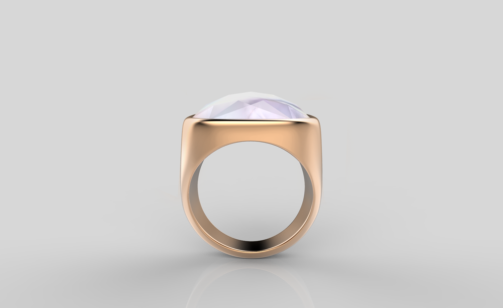 Safer smart jewelry can be configured to be worn as rings or pendants. It also offers a degree of water resistance and has fewer moving parts - leading to greater reliability and durability.