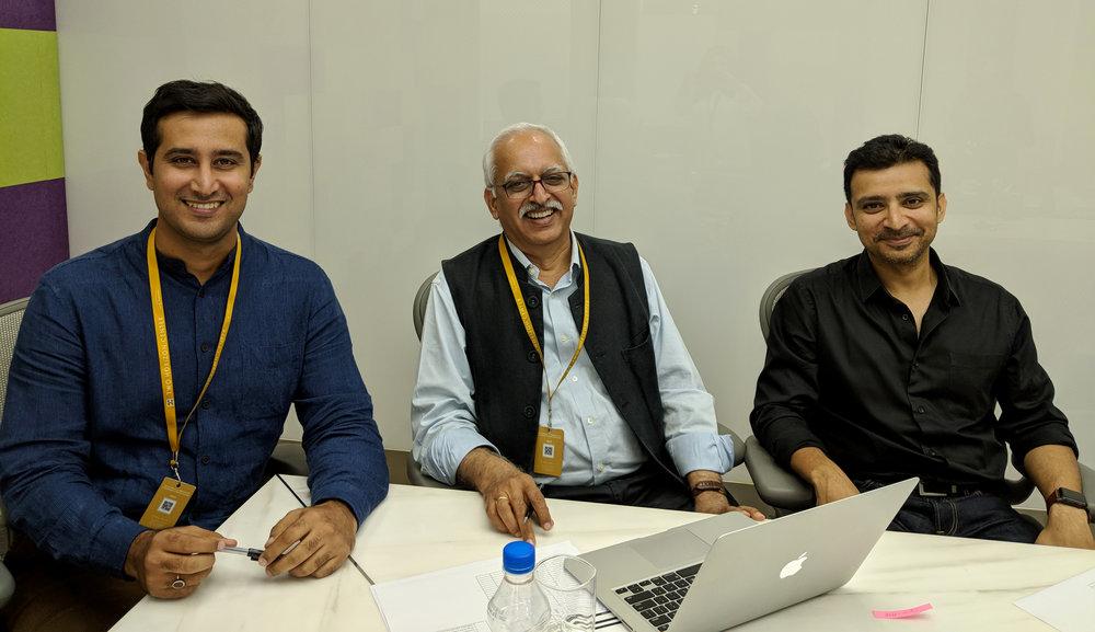 James Dyson Awards India 2018 - Jury panel