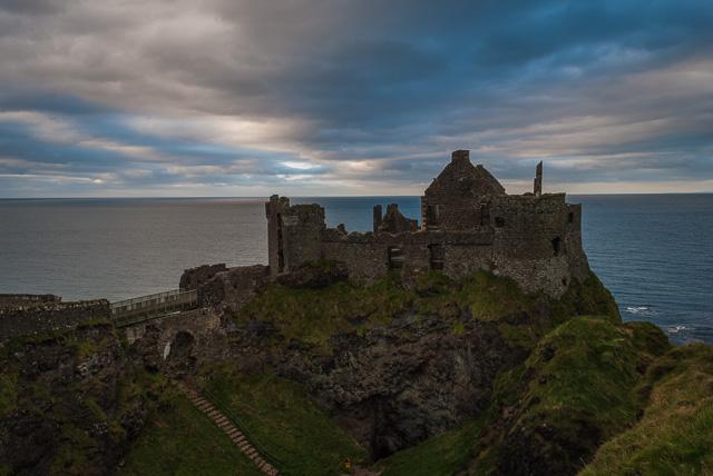 Dunluce Castle Co. Antrim