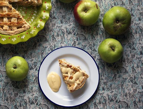 Pippin Apple Pie recipe