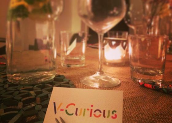 V-curious supper club review