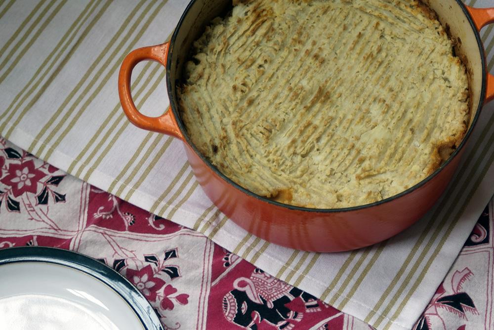 Vegan-aubergine-chickpea-Indian-spiced-shepherds-pie