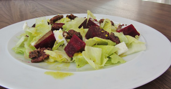 Beetroot-goats-cheese-salad