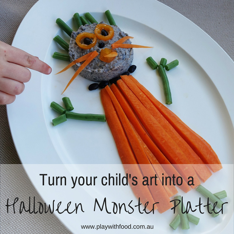 Halloween-monster-platter