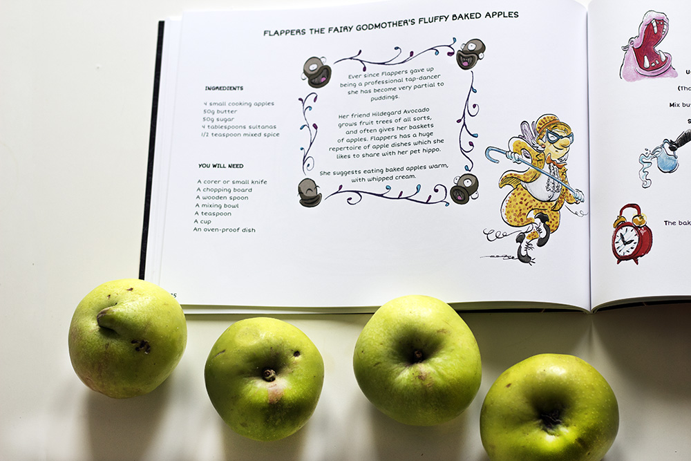 Mission-Cookpossible-Mr-Glue-Stories-book-review-sneaky-veg