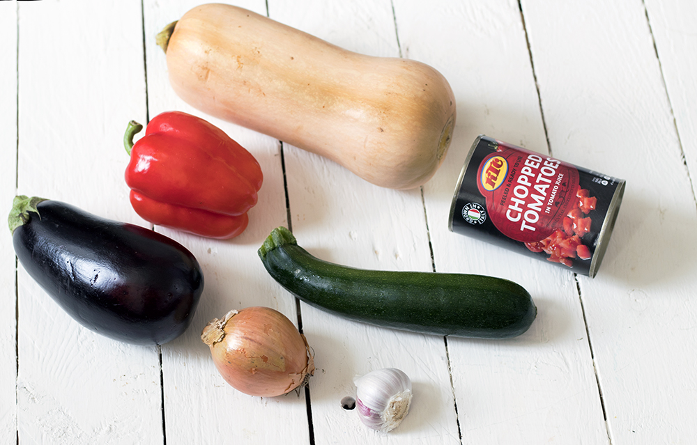 All of these vegetables in one simple sneaky veg sauce.
