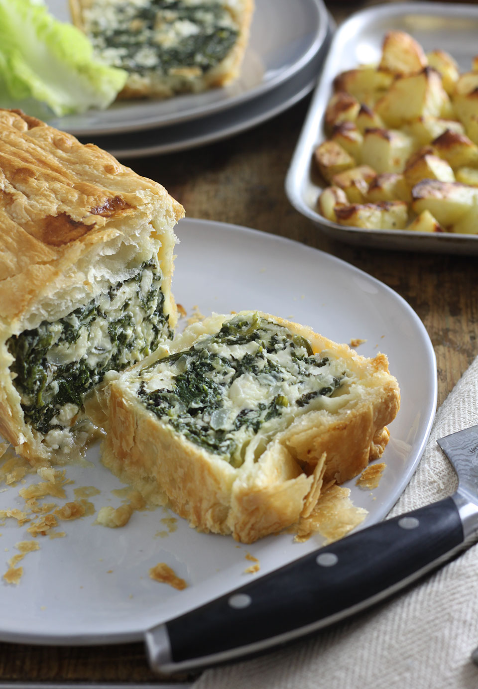 Spinach-ricotta-feta-pie-recipes-made-easy