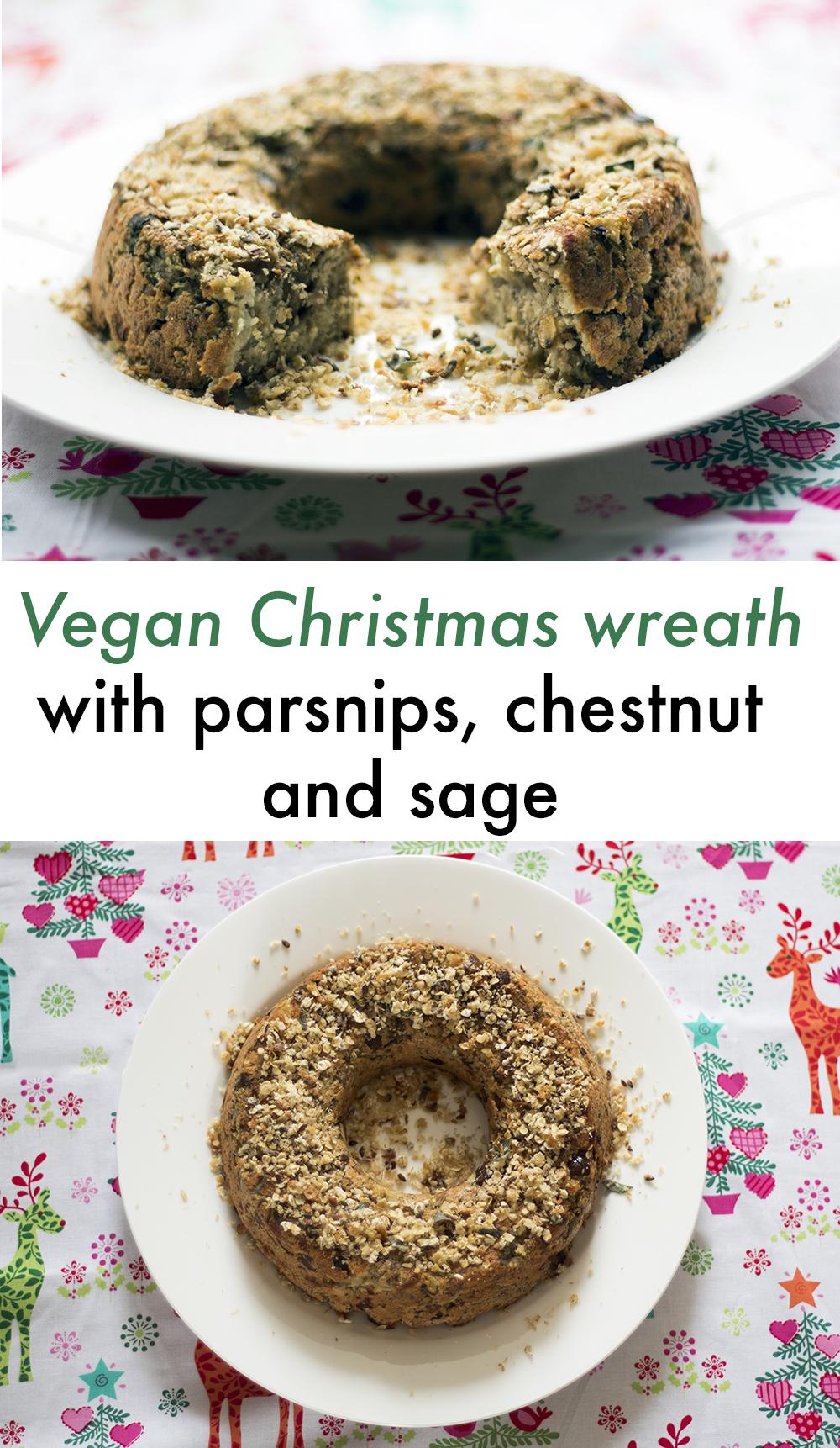 Parsnip-chestnut-sage-wreath-vegan-recipe