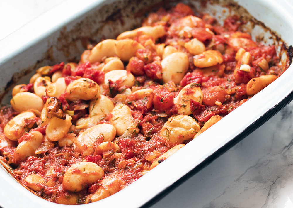 Vegan-recipe-greek-style-baked-beans-gigandes