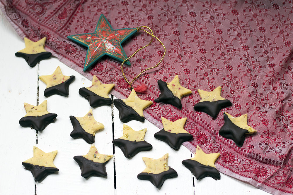chocolate-dipped-marzipan-stars
