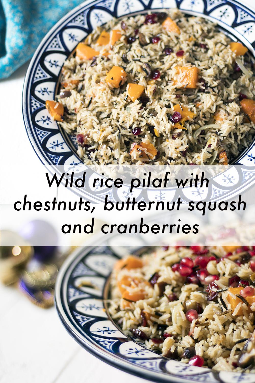 wild-rice-pilaf-vegan-cranberries-butternut-squash-chestnuts