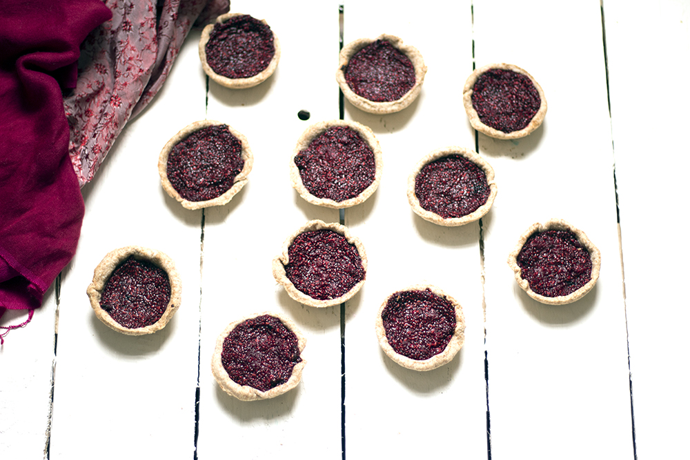 Healthy-homemade-raspberry-jam-tarts-recipe-refined-sugar-free
