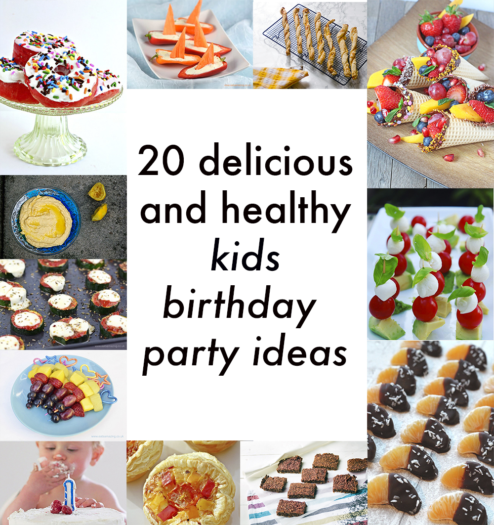 Healthy-kids-birthday-party-recipe-ideas