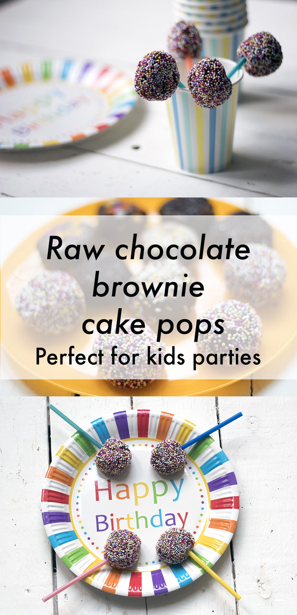 Raw-chocolate-brownie-cake-pops-perfect-healthy-kids-party-food