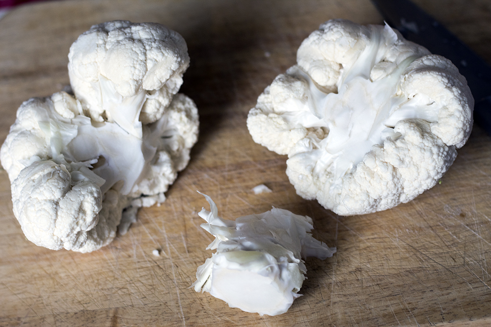 How to cook a cauliflower