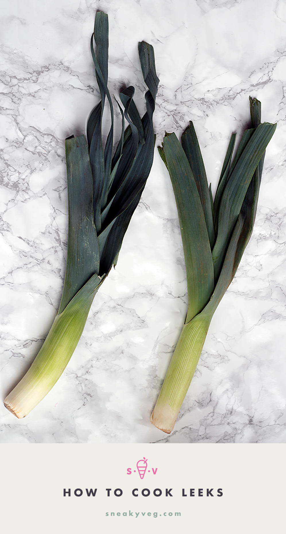 How to cook leeks with information about their history and nutritional value